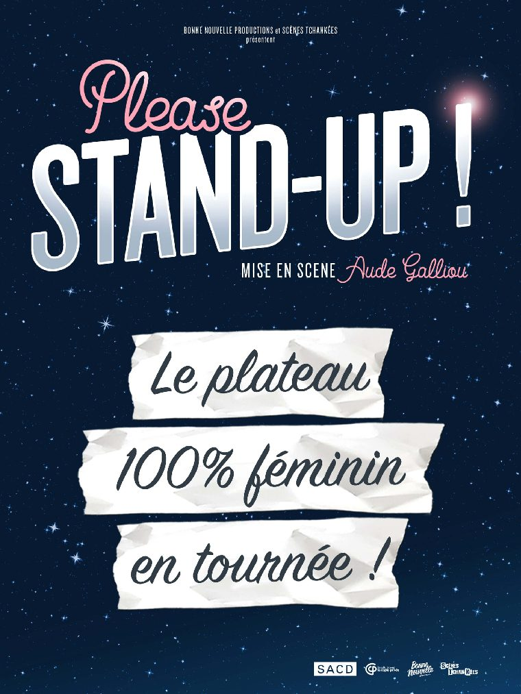 Please Stand-Up !